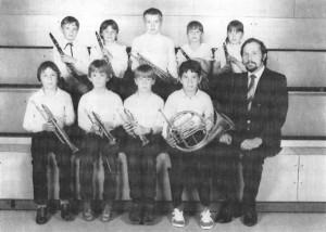 Jugendgruppe 1984