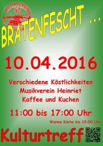 2016 - Bratenfest